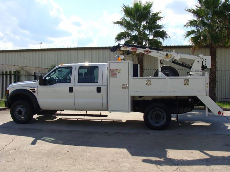 2008 Ford F-550  Utility Truck - Service Truck