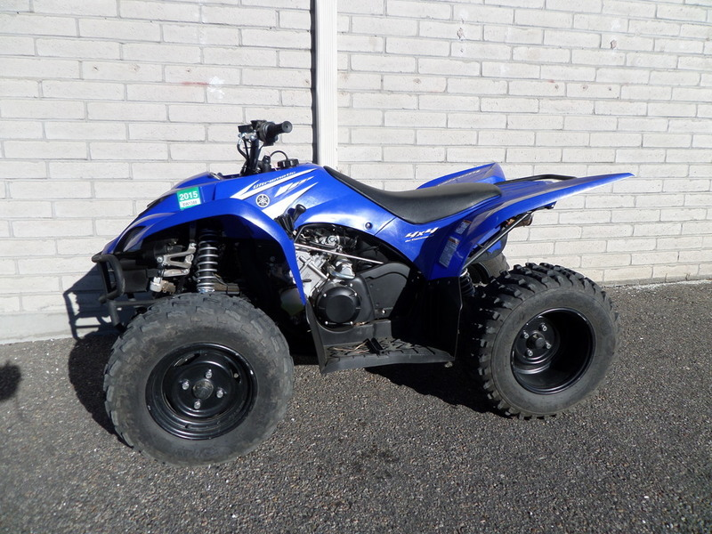 Yamaha Wolverine 450 4x4 Motorcycles for sale