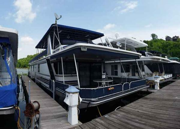 1995 Stardust Cruisers 16' x 73' House Boat