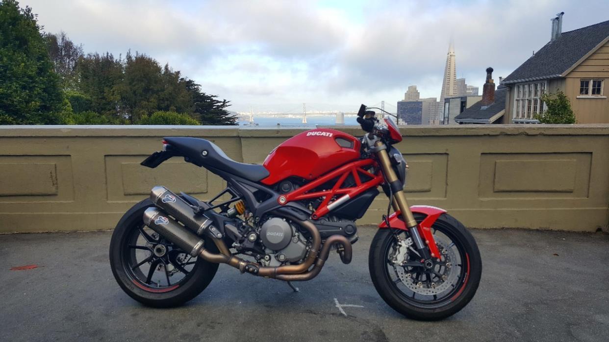 California Ducati Rental