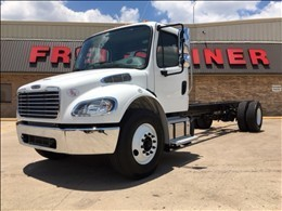 2016 Freightliner Business Class M2 106 Cab Chassis