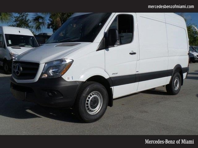 2016 Mercedes-Benz Sprinter 2500 Box Truck - Straight Truck