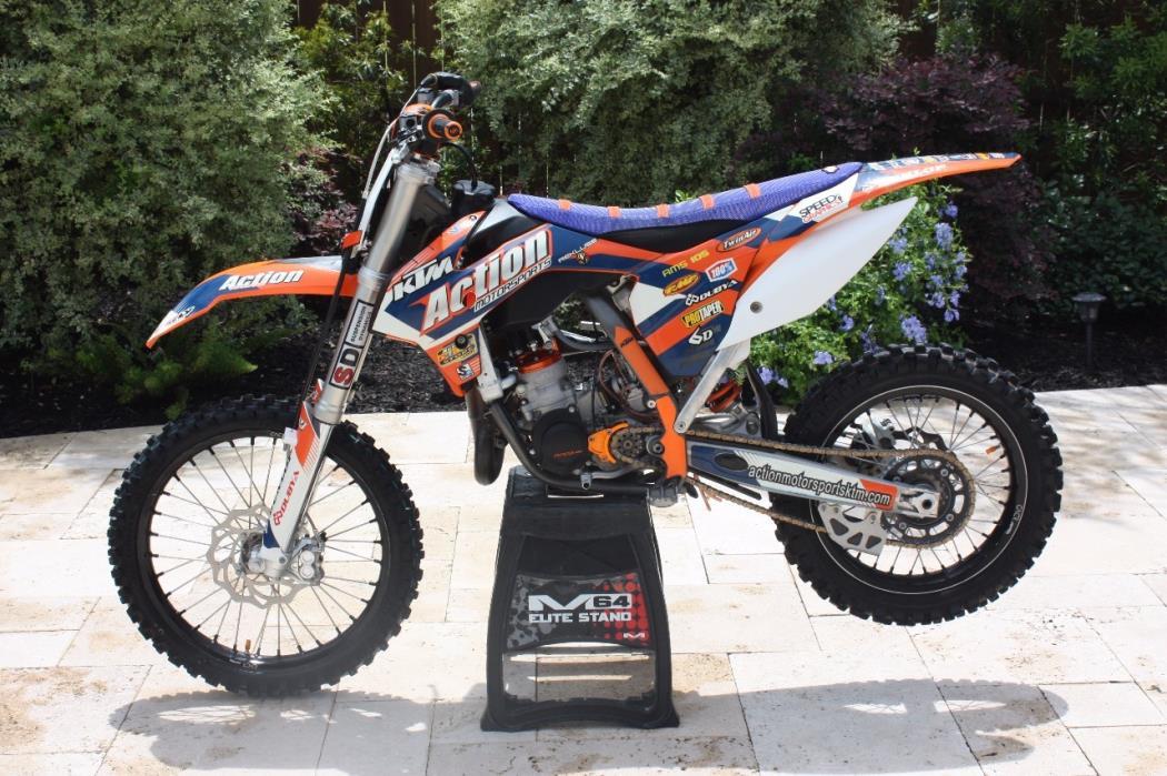 2014 KTM 105