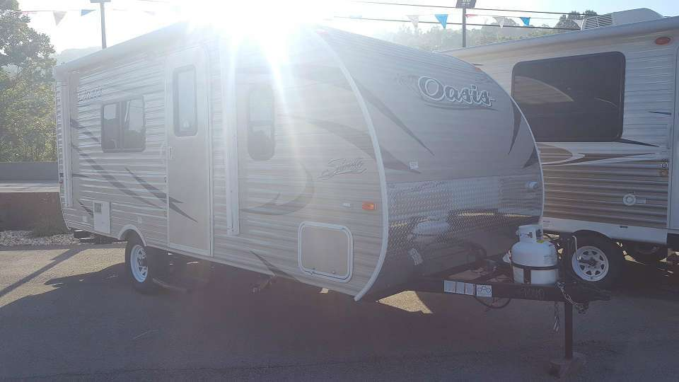 2017 Forest River Oasis 18 FQ