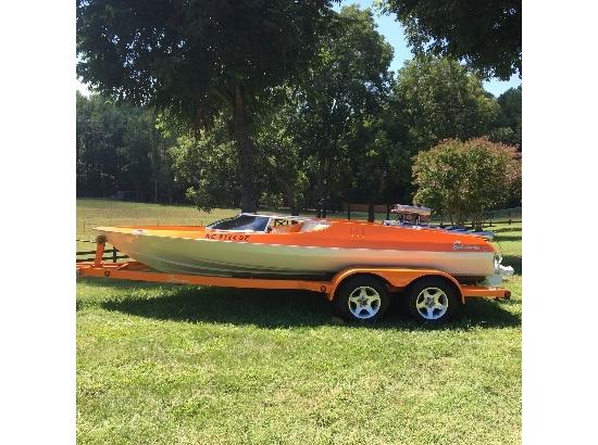 1971 Sidewinder Jetboat