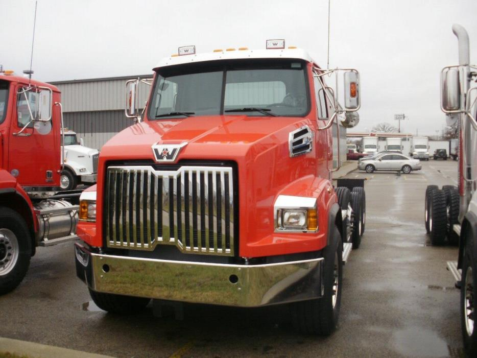 2015 Western Star 4700sb Cab Chassis