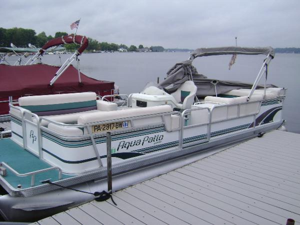 1997 Aqua Patio 240 PE