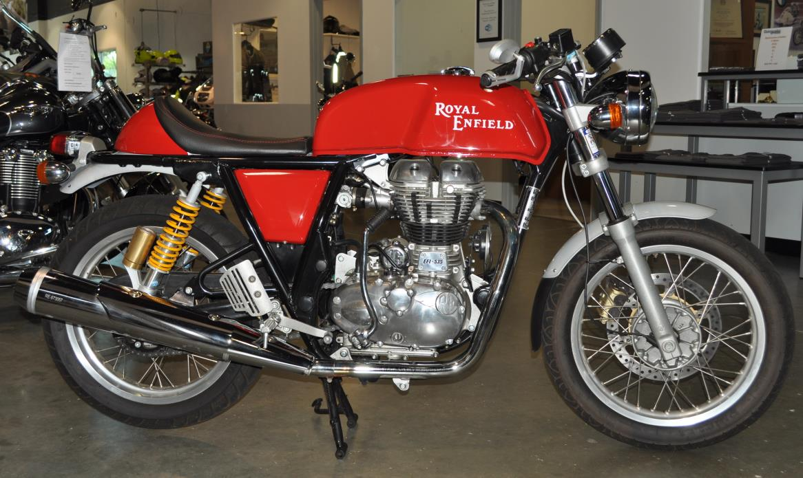 royal enfield continental motorcycles for sale in virginia. Black Bedroom Furniture Sets. Home Design Ideas