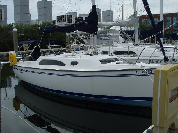 2010 Catalina 250
