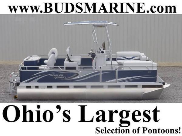2016 Qwest Angler 818 Fish N Cruise