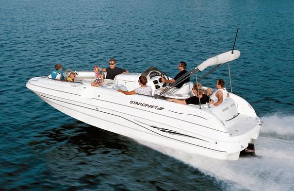 Starcraft Aurora 2015 boats for sale