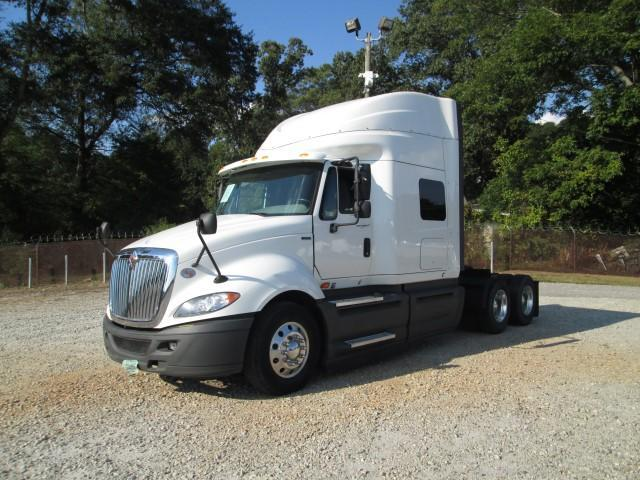 2012 International (used) Prostar +  Conventional - Day Cab