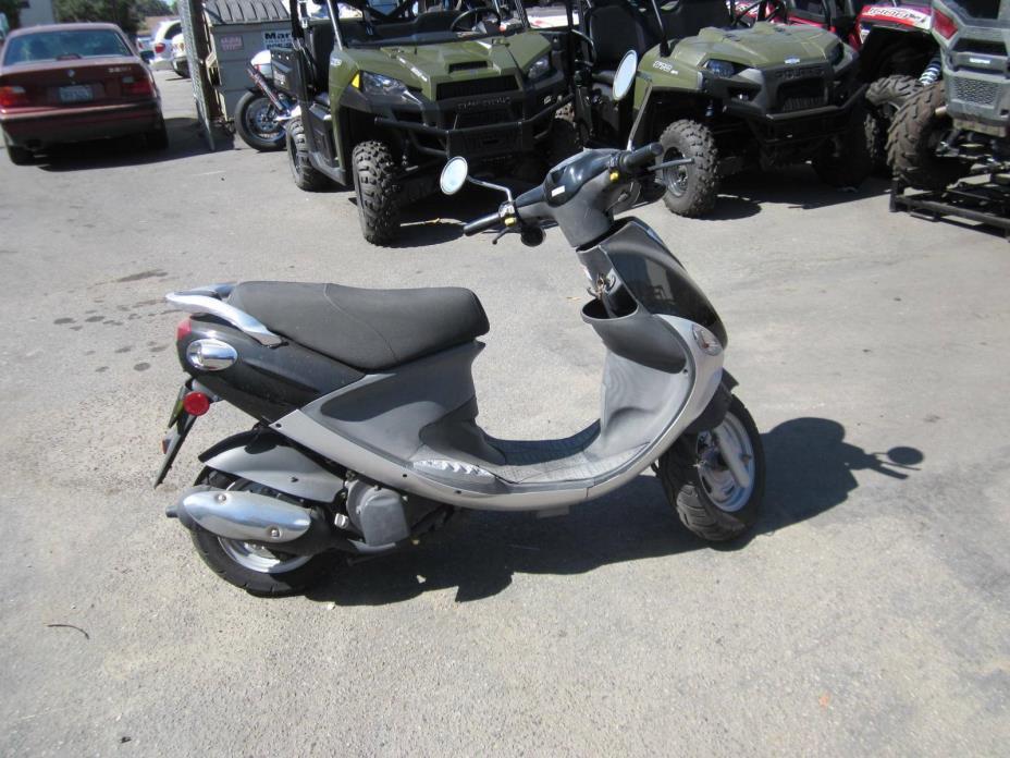 2007 Genuine Scooters Buddy 125