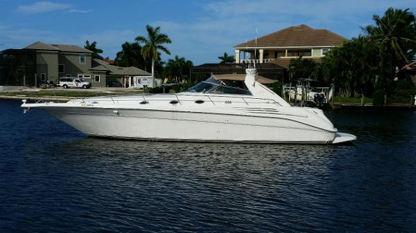 1998 Sea Ray Sundancer 450 DA