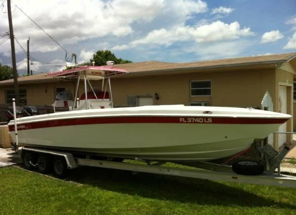 Scarab Wellcraft 1985 Boats For Sale