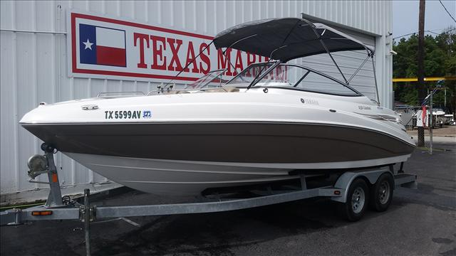 2008 YAMAHA BOATS 232 LIMITED