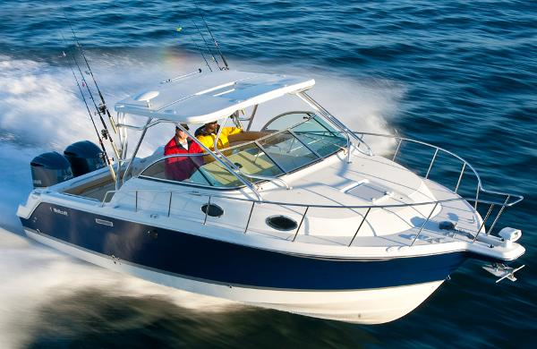 2016 Wellcraft 290 Coastal