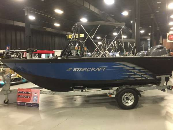 2016 STARCRAFT MARINE Superfisherman 186