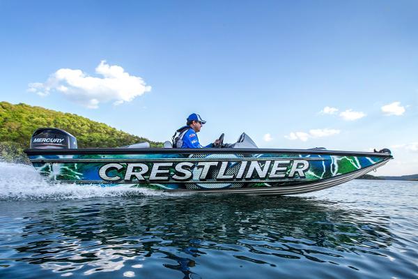2016 Crestliner TC 18 Poly
