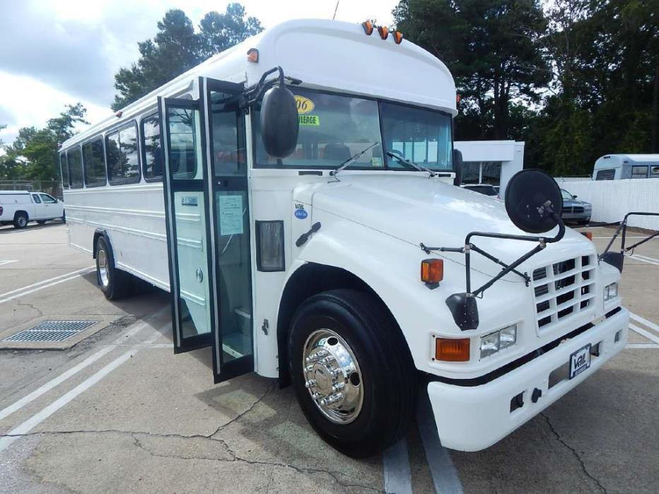 2006 Blue Bird Bus Vision  Bus