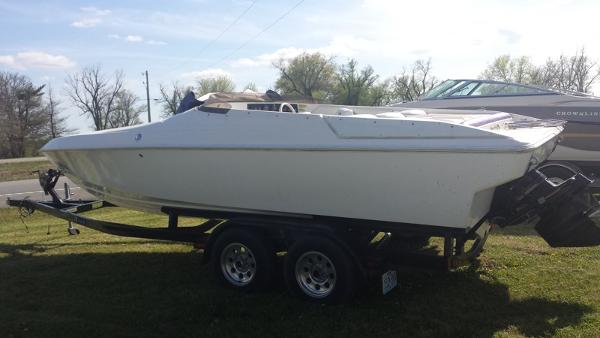1996 Scarab WELLCRAFT