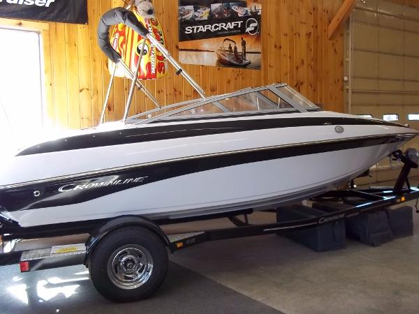 2011 Crownline 185 SS
