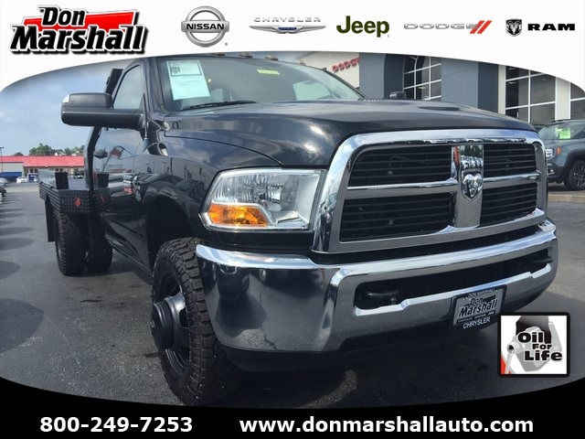 2012 Ram 3500hd  Cab Chassis