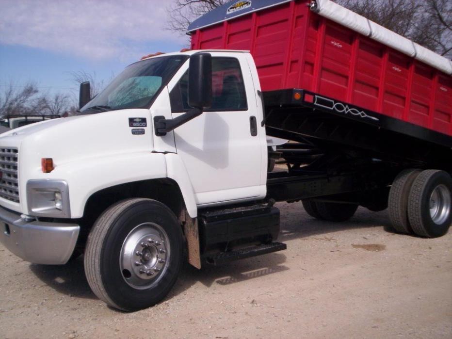 2006 Chevrolet C6500 Farm Truck - Grain Truck