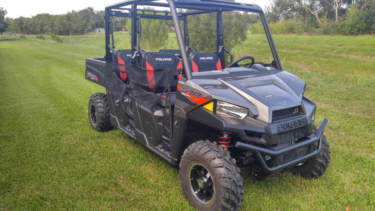 polaris ranger crew 570 4 eps motorcycles for sale in texas. Black Bedroom Furniture Sets. Home Design Ideas