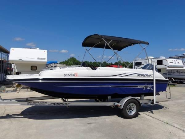 2015 Starcraft Limited 2000 OB Fish