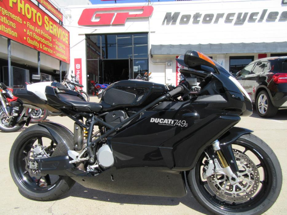 ducati 749 s more superbikes at gp motorcycles for sale in san diego california. Black Bedroom Furniture Sets. Home Design Ideas