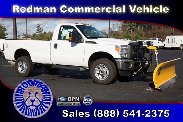 2016 Ford F-350sd  Plow Truck - Spreader Truck