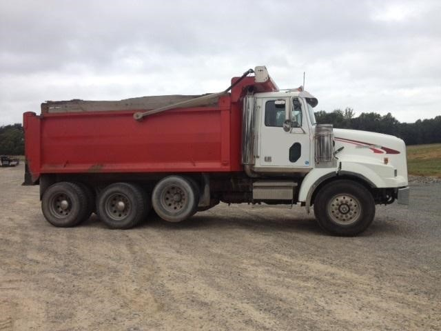2007 Western Star 4964sa Dump Truck