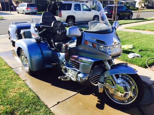 Honda gold wing motorcycles for sale in long beach california for Long beach honda