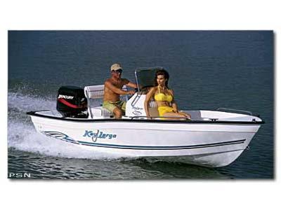 2006 Key Largo 160