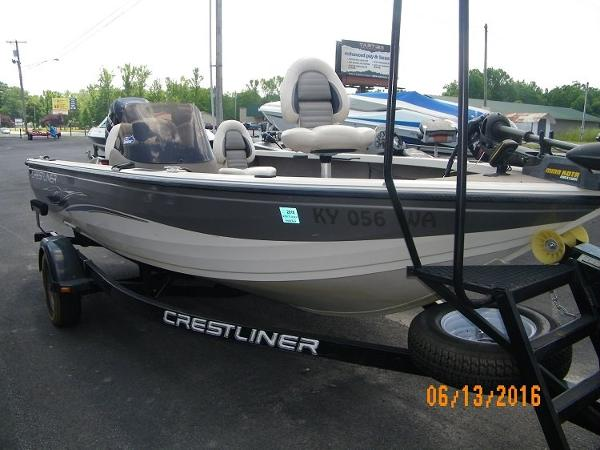 2008 Crestliner 1750 Fish Hawk SC