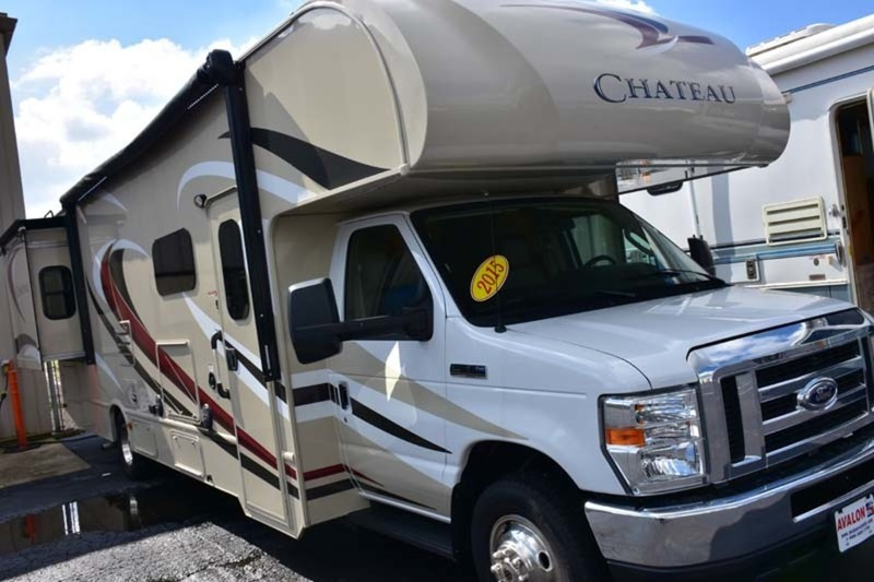 2015 Four Winds Chateau 31L