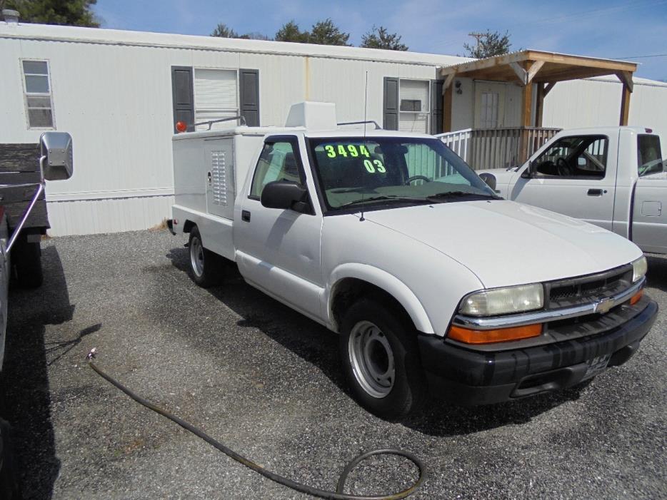 Chevrolet S 10 Cars For Sale In North Carolina