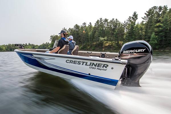 2016 Crestliner 1750 Raptor WT