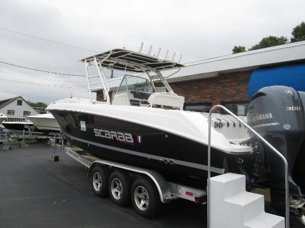 2015 Wellcraft 30 Scarab Sport New