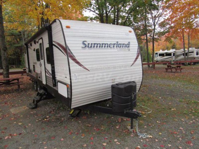 2015 Keystone SUMMERLAND 2980BH