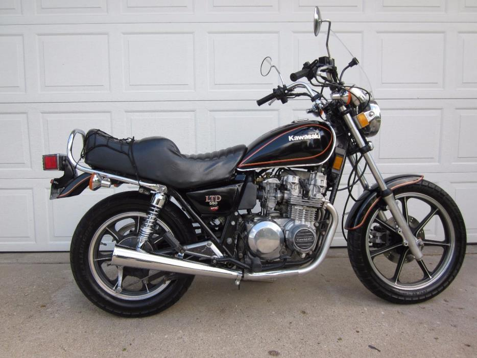 kz550 motorcycles for sale