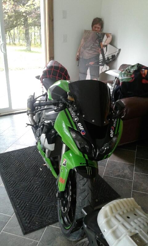 2010 Kawasaki KX 450F
