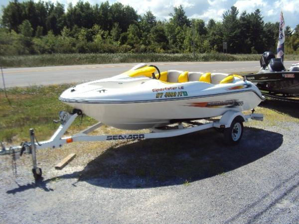Sea Doo Sportster Le Boats For Sale