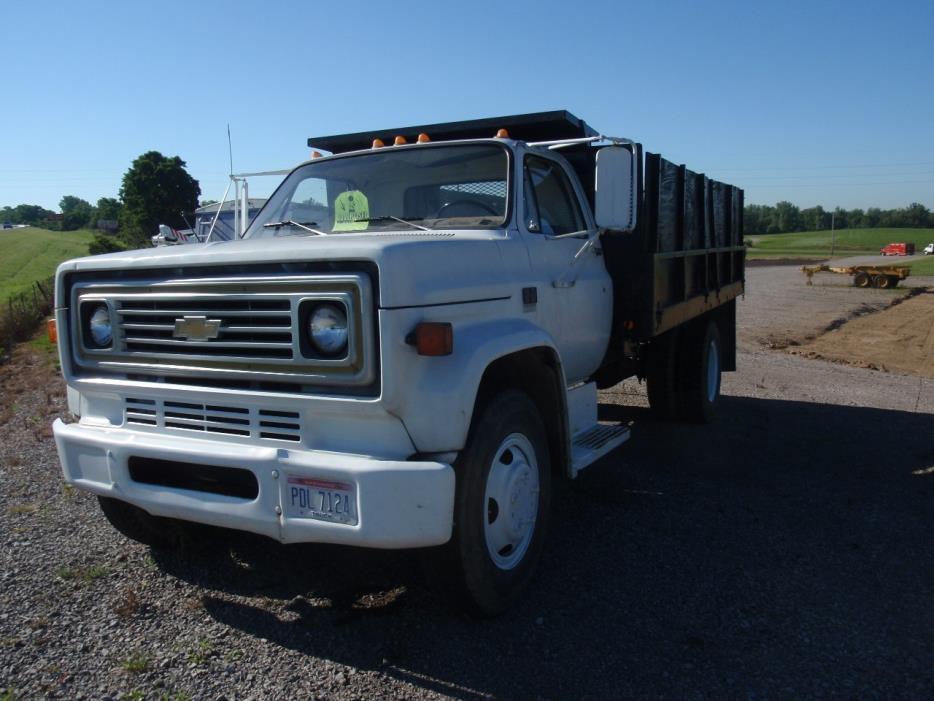 1987 Chevrolet C60 Landscape Truck