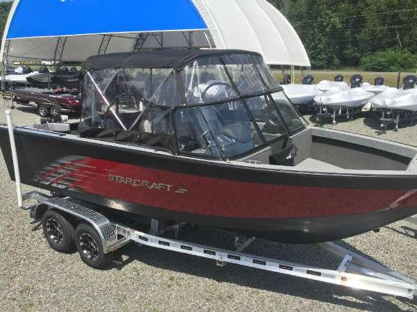 2016 STARCRAFT MARINE Fishmaster 210