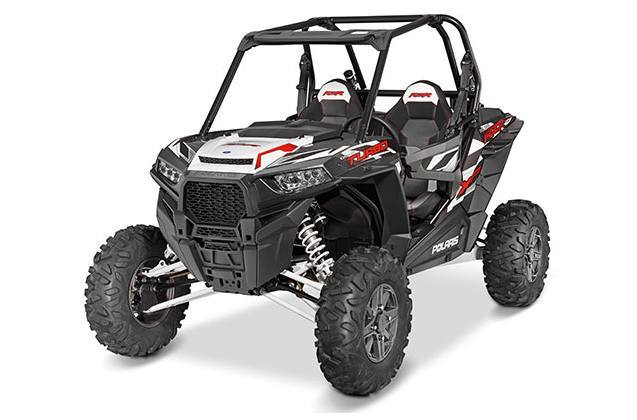 2016 Polaris RZR XP Turbo EPS - Graphite Crystal