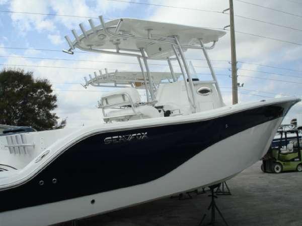 2013 Sea Fox 256 Commander