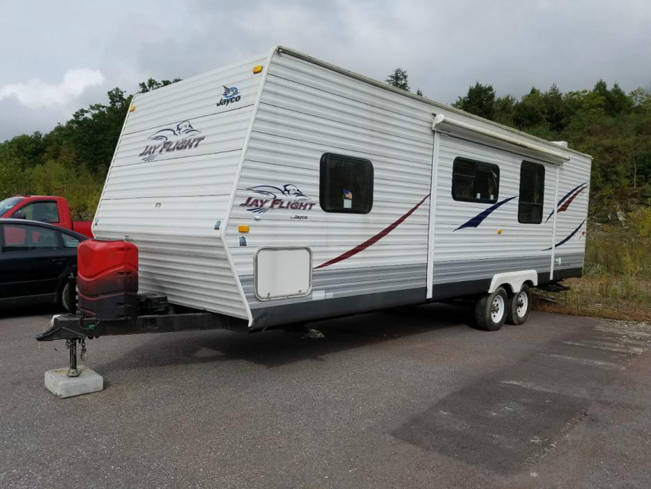 2008 Jayco JAY FLIGHT 27RBS
