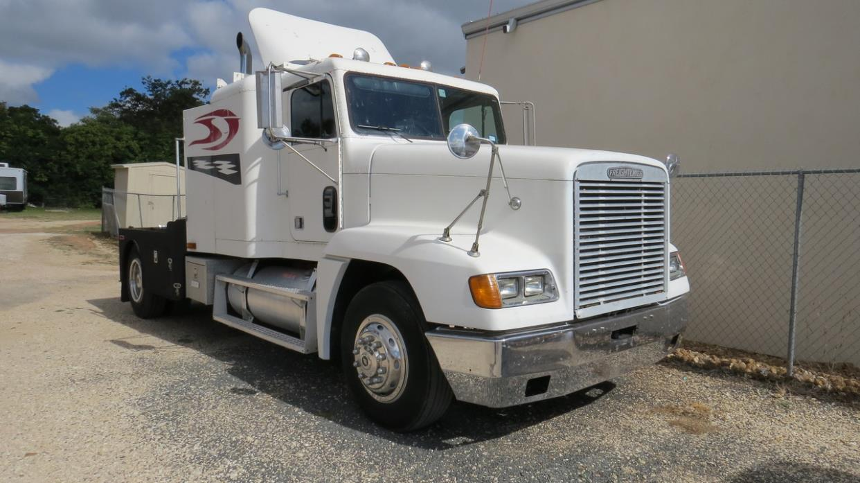 1997 Freightliner series 60 with Sleeper